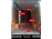 Cheap van with a man removals