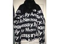 Supreme / the north face BAMN jacket large. Swap for bike or cash?