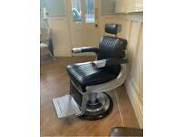 1X Takara Belmont Apollo 2 Salon Barbers Hairdressing Optician Tattoo Chair