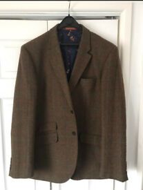 Men's Tweed Blazer