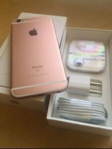 Iphone 6S Fido Like New in Box