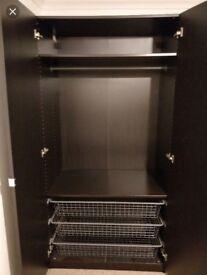 Pax Malm IKEA wardrobe