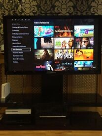 50 Inch Samsung Tv And TV Stand *Amazing Condition*