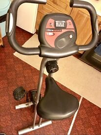 Exercise Bike Foldable