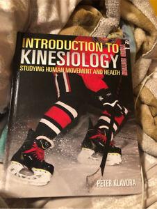 Kinesiology text book