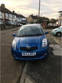 *** Toyota Yaris 2007 model 53K only, 2 previous owners, JVC sound system ***