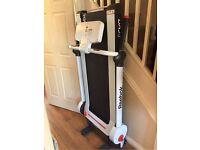 Reebok I-run foldable treadmill in excellent condition