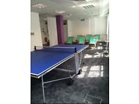 Professional Full Size Table Tennis Table - CORNILLEAU - indoor/ outdoor
