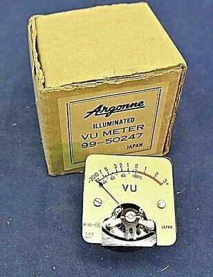 Argonne Illuminted Vu-meter 99-50247