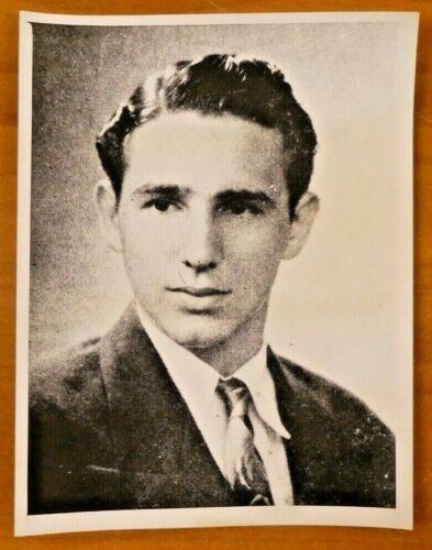 "Fidel Castro Vintage Original Photo 8"" x 10"""