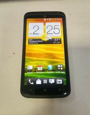 HTC One X+ 64GB - Black - AT&T - Fully Functional- READ BELOW