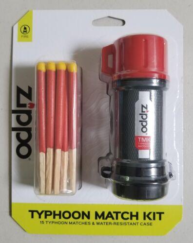 ZIPPO Typhoon Match Kit #40483