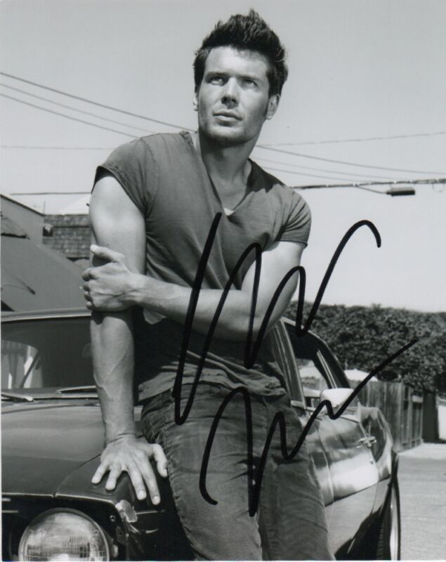 Charlie Weber How to Get Away with Murder Autographed Signed 8x10 Photo COA #3