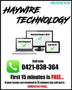 HAYWIRE TECHNOLOGY