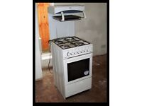BEKO Gas Cooker - Used Briefly / Excellent Condition