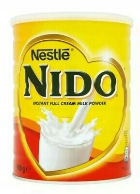 900G NESTLE NIDO INSTANT FULL CREAM MILK POWDER SAME / NEXT DAY DISPATCH NEW