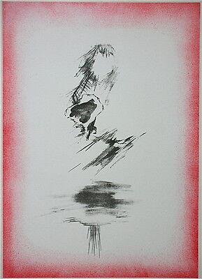 BARBARA SPAETT (STEPPENDEPP), Original-Lithographie 2009, handsigniert