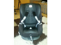 Britax Eclipse Child Seat with recline suits for airplane travel