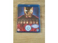 Iron Man Blu-ray Watched Once