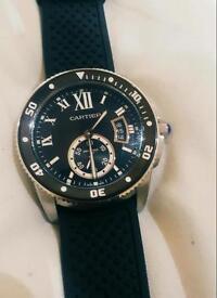 Cartier Diver watch (Calibre)
