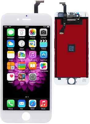 OEM Original White Digitizer LCD Screen Assembly for iPhone 6 Replacement TEXAS