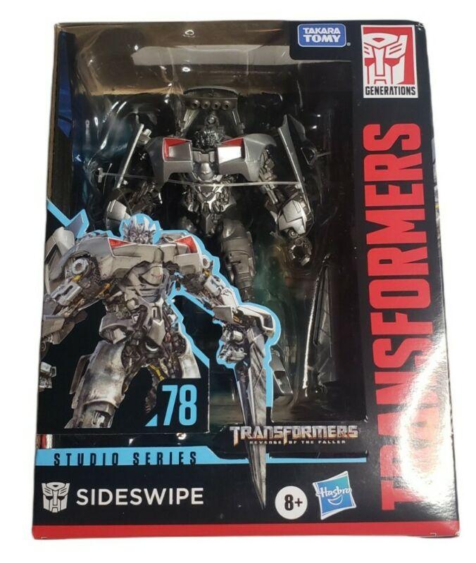 Transformers Studio Series 78 ROTF Deluxe Sideswipe! NEW IN-HAND!