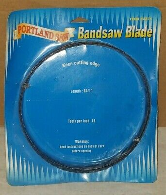 Portland Saw 64-12 In. X 12 In. 18 Tpi Metal Cutting Band Saw Blade 42374