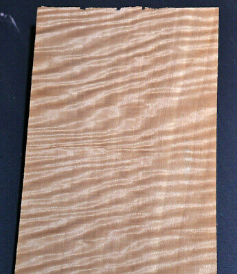 Anigre Raw Wood Veneer Sheets 5 x 37 inches1//42nd thick           7222-32
