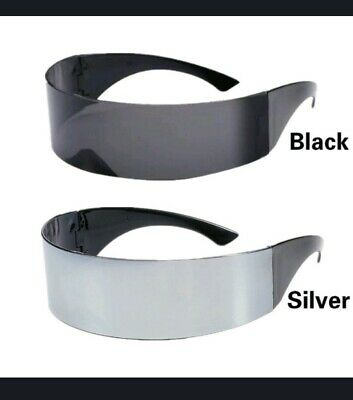 Festival Sonnenbrille Star Trek Fasching / Roller Brille / Vespa fahren