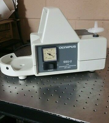 Olympus Endoscopic Aspiration Suction Pump Ssu-2