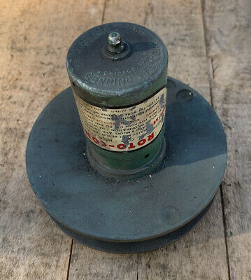 Gerbing 550 Roto-cone Variable Speed Pulley 12 Bore