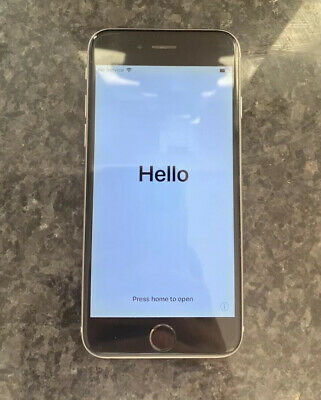 Apple iPhone 6 - 64GB - Space Grey (O2) - Used - Good Condition