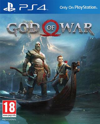 GOD OF WAR PS4 - Italiano