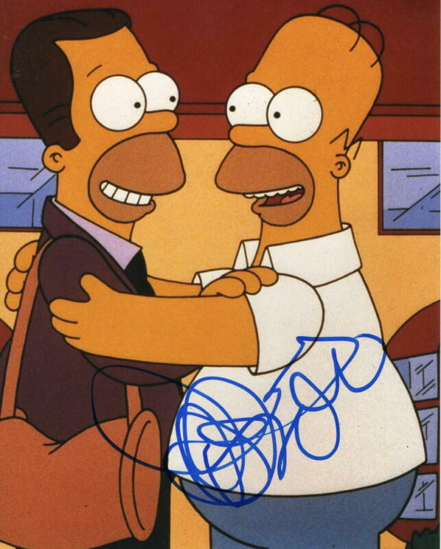 DANNY DEVITO SIGNED 8X10 PHOTO AUTOGRAPH BATMAN THE PENGUIN THE SIMPSONS COA
