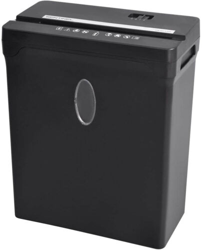 Sentinel 12-Sheet High Security Cross-Cut Paper/Credit Card Shredder with 3.3 Ga