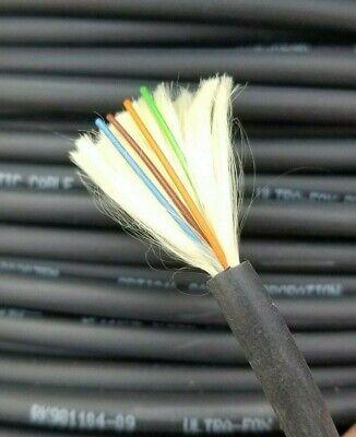 1000' Foot, 4 Fiber Optic Cable, 62.5/125 µm Outdoor Plenum, OFNP OM1 Multimode