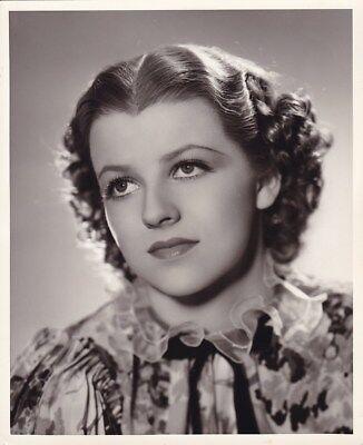 BETTY FURNESS Beautiful Original Vintage 1936 Hal Roach / MGM DBW Portrait Photo