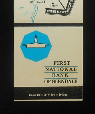 1960s First National Bank of Glendale Bay Shore Shopping Glendale WI Milwaukee (Bayshore Wi)