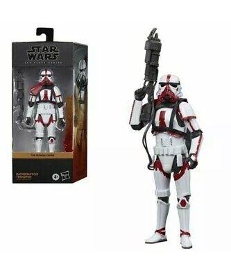 "Star Wars Black Series Incinerator Trooper (Mandalorian) 6"" Figure Ships Fast!"