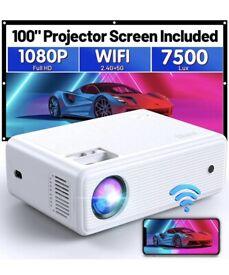 WiFi projector brand new