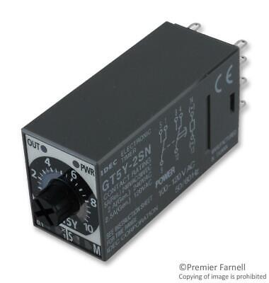 Idec-gt5y-2sn1a100-electromechanical General Purpose Timer