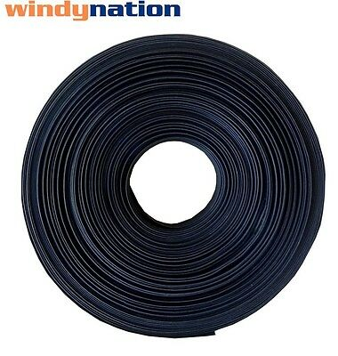 25 Ft 25 Feet Black 1 1 Inch Polyolefin 21 Heat Shrink Tubing