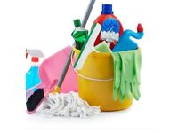 Part-time cleaner needed
