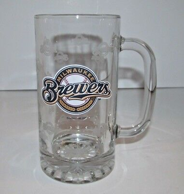 Milwaukee Brewers MLB Boelter Clear 6