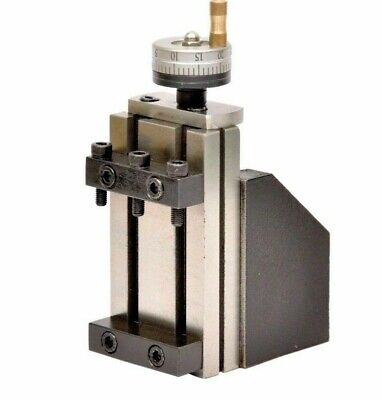 Mini Vertical Slide Used In Bench Lathes Upto 150mm Swing
