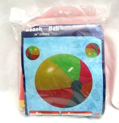 Rainbow Beach Ball (Rainbow Panel Colossal Huge 39