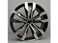"""20"""" Tiguan R Style wheels & tyres suitable for a VW Tiguan, Audi Q3 Etc"""