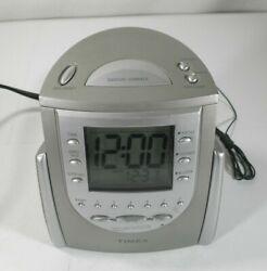 Timex T-309T Nature Sounds Alarm Clock Radio, Timex Digital Am Fm Clock Radio