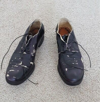A Diciannoveventitre A1923 AUGUSTA Leather shoes - Very Rare - One Per Size Made