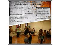 Kizomba Workshop, Maryland Studioz E15 1TQ with Divina & Rangel